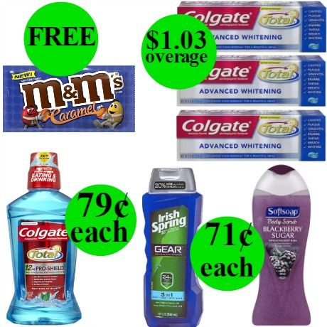 Don't Miss Your TWO (2!) FREEbies & Fourteen (14!) Deals Only 99¢ or Less at Walgreens!