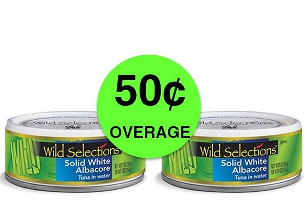 Fox Deal of the Week! Get Paid 50¢ To Buy Albacore White Tuna!