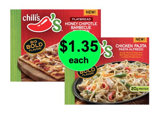 Publix Deal: $1.35 Chili's Entrees! ? (11/28-12/4 or 11/29-12/5)