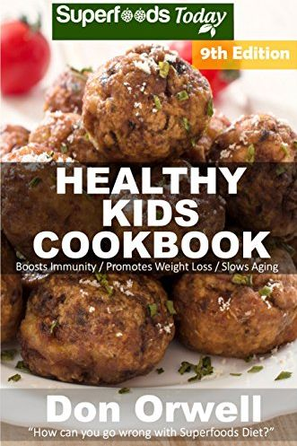 FREE Healthy Kids eCookbook!