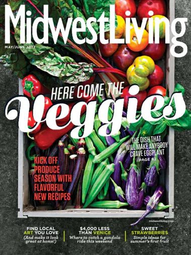 FREE TWO Year Subscription to Midwest Living Magazine {$59 Value}!