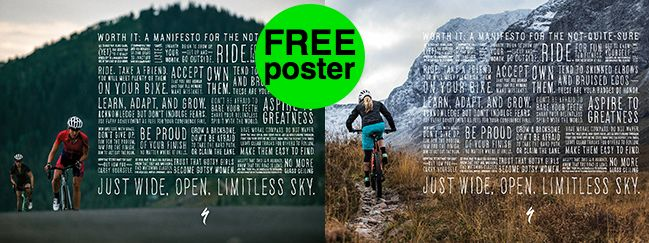 "FREE ""Worth It"" Motivational Poster!"