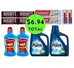 For Only $6.94 TOTAL, Get (2) Brow Pencils, (2) Detergents, (2) Mouthwashes, (2) Toothpastes & (4) Hershey's Bars This Week at CVS!