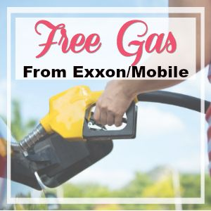 Use Your Phone To Get $20 FREE Gas from Exxon/Mobile