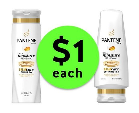Print NOW for $1 Pantene Hair Care {Save 80% Off!} at CVS! ~ Going On NOW!