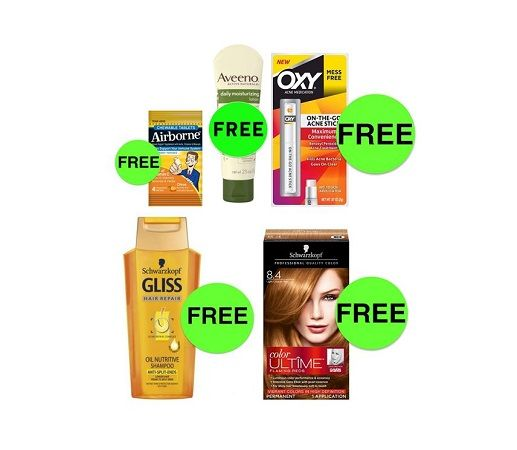 Catch FIVE (5!) FREEbies & Thirteen (13!) Deals Just 99¢ Each or Less at Target! ~ Ad Ends Today!