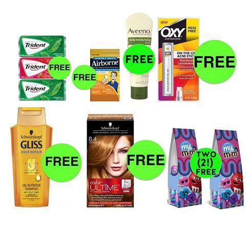Find TEN (10!) FREEbies & Thirteen (13!) Deals 99¢ Each or Less This Week at Target!