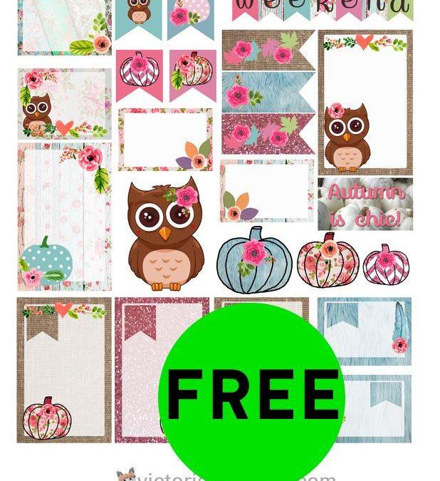 FREE Planner Printables Plus Other FREE Printables!