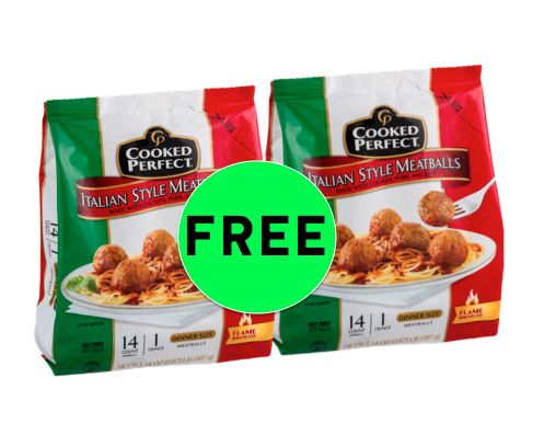 FREE Cooked Perfect Meatballs at Winn Dixie! ~ Valid 6/28 ONLY!