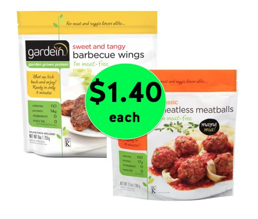 Pick Up TWO (2!) Gardein Protein Products Only $1.40 Each at Winn Dixie! ~Starts Tomorrow!