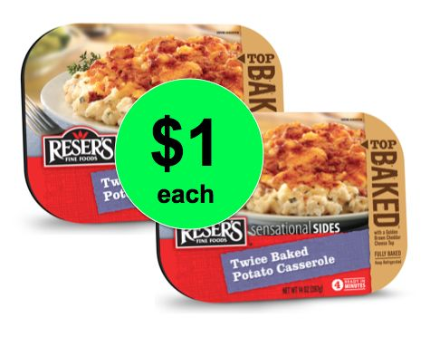 Make Dinner Easy with Reser's Sensational Sides ONLY $1 Each at Winn Dixie! ~ Ends Tomorrow!