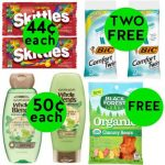 Don't Forget Your FIVE (5!) FREEbies & TWELVE (12!) Deals Only 99¢ or Less at Walgreens! ~ Ends Saturday!
