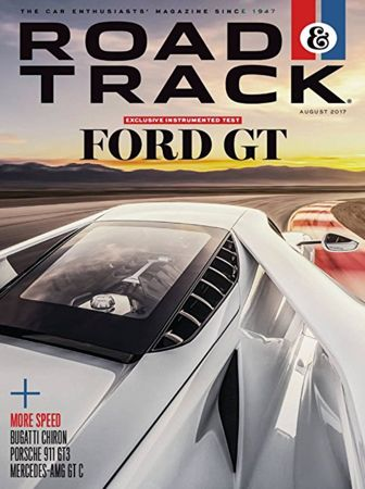 FREE One-Year Subscription to Road & Track Magazine