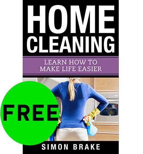 FREE Home Cleaning eBook!