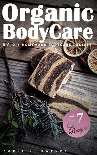 FREE Organic BodyCare DIY eBook!