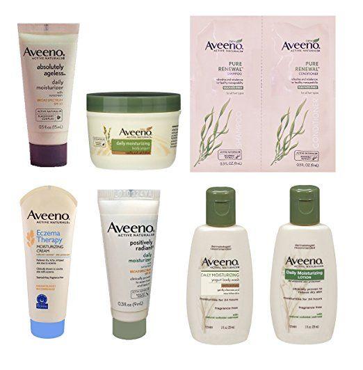 FREE Aveeno Samples from Amazon!