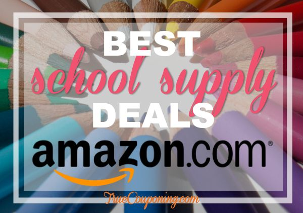 Best Back To School Deals at Amazon!