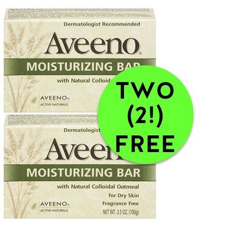 Pick Up TWO (2!) FREE Aveeno Moisturizing Bars at Publix! ~ Starts Weds/Thurs!