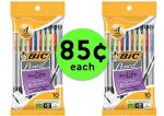 Pencil In This Deal! Bic Mechanical Pencils ONLY 85¢ Each at Publix! ~ NOW!