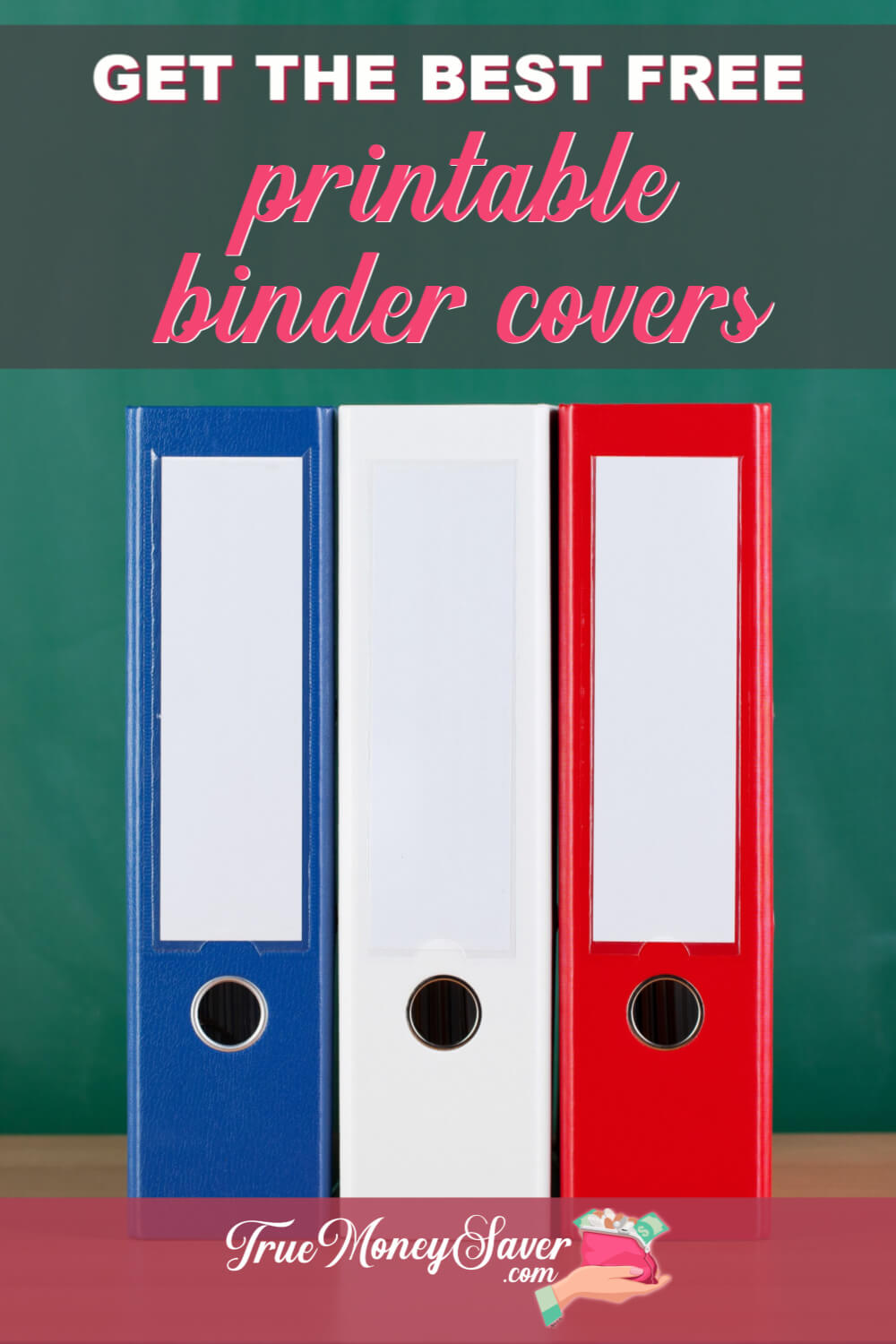 If you need a binder, you need a great looking binder cover! Check out these Free Printable Binder Covers to Color! Plus there are some school printable binder covers, kids printable binder covers and even some cute printable binder covers! Print your FREEbie today!