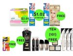 Sixteen (16!) FREEbies & SEVEN (7!) Deals 79¢ Each or Less at CVS! ~ Ad Starts Today!