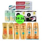 For Only $9.36 TOTAL, Get (1) Mint, (2) Deodorants, (2) Toothpastes, (2) U by Kotex & (6) Hair Care This Week at CVS!