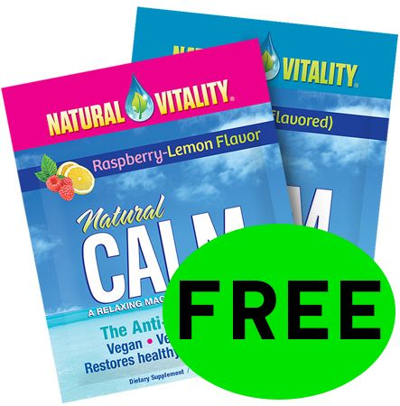 FREE Natural Calm Products!