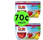 Grab Dole Fruit Cups As Low As 70¢ Each at Publix! ~ Ends Tues/Weds!