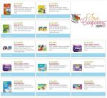 These Seventeen (17!) P&G Coupons DISAPPEAR Saturday! ~ PRINT NOW Before They're Gone!