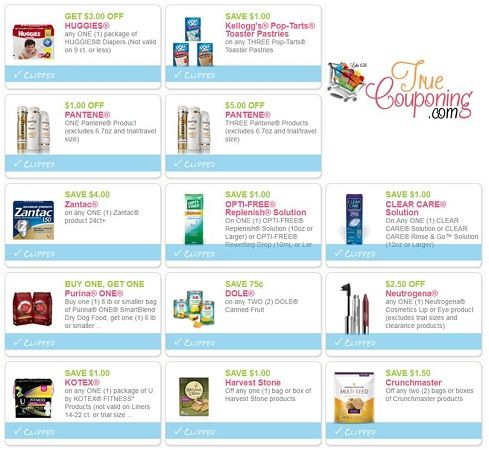 HURRY & PRINT Before These Eighteen (18!) Coupons Are GONE! ~ Print NOW!