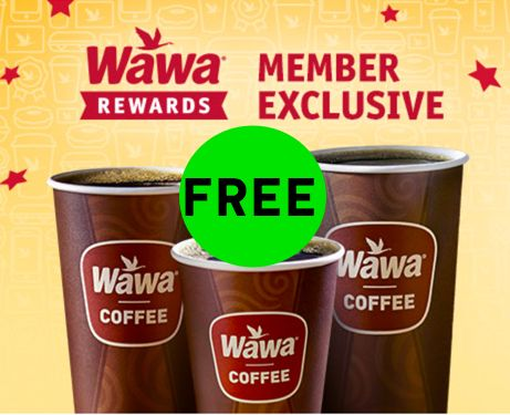 FREE Coffee Every Wednesday at Wawa! {That's TODAY!}