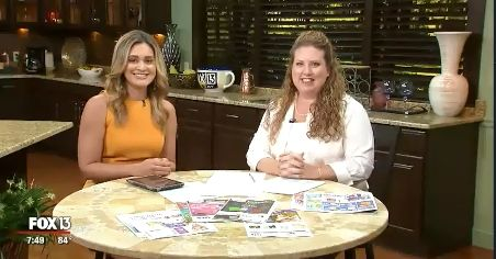 {Video Replay} Fox 13 Savings Segment ~ FOUR (4!) Easy Ways To Make Money Using Your SmartPhone And Doing Practically Nothing!