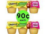 Quick! Run to Publix for 90¢ Mott's Applesauce Multipacks! ~ Ends Tues/Weds!