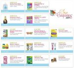 Get Quick to Print These Twelve (12!) NEW Coupons! Save on Tea, Rice, Candy, Razors & More!