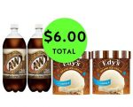 Nab this SWEET Deal! Root Beer Float Fixins JUST $6 Total {No Coupon Needed} at CVS! ~ Going On Now!