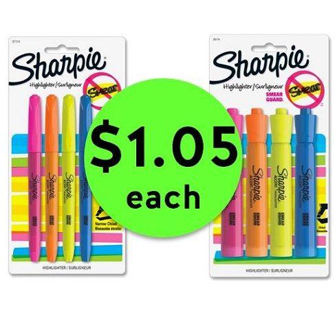 Sharpie coupons printable 2018