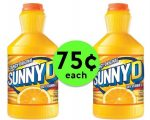 Stock Up on 75¢ SunnyD Citrus Punch at Publix! ~ Ends Tues/Weds!