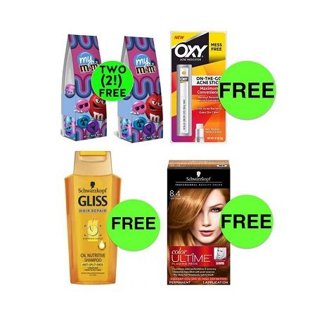 Catch Yourself FIVE (5!) Fabulous FREEbies & Eleven (11!) Deals Just 69¢ Each or Less This Week at Target!