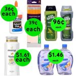 Don't Miss Your ONE (1!) FREEbie & FIFTEEN (15!) Deals Just 99¢ or Less at Walgreens!