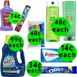 Don't Miss Your ONE (1!) FREEbie & EIGHTEEN (18!) Deals Just 99¢ or Less at Walgreens!