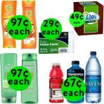 Don't Forget Your FREEbie & Twenty-Four (24!) Deals Only 99¢ or Less at Walgreens! ~Ends Saturday!