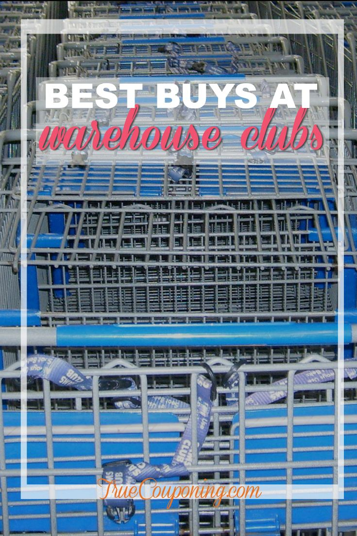 Knowing where to buy things is a strategy that will help you save money without coupons! Here are FIVE things you should ONLY buy at the Warehouse Clubs!