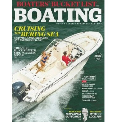 FREE One Year Subscription to Boating Magazine! {$59 Value}