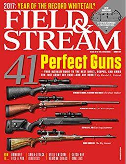 FREE Annual Subscription to Field & Stream Magazine {$35 Value}!