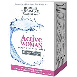 FREE Active Woman Multivitamin Sample!