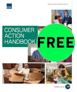 FREE Consumer Action Handbook!