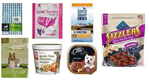 FREE Dog Treat Sample Box!