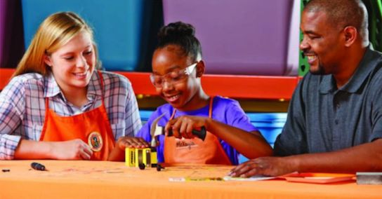 FREE Kids Workshop at Home Depot!