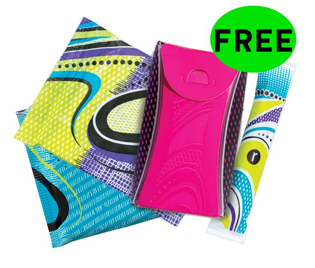 FREE Kotex Products!