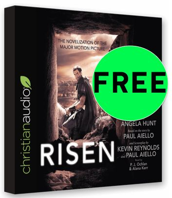 Don't Miss Out on Your FREE Christian Audiobook!